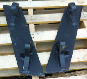 Quicke-Euro-8-Tractor-Loader-quick-hitch-bracket-set