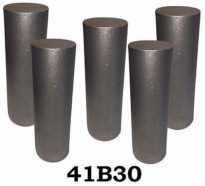 2.75 Round 4130 Steel Alloy Boron Rolled Bar Billets 5 6-7 Long 41b30 Hl
