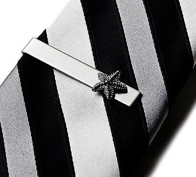 Starfish Tie Clip