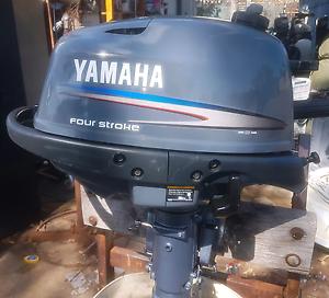 NEW Yamaha 4 stroke 4 Hp Berrimah Darwin City Preview