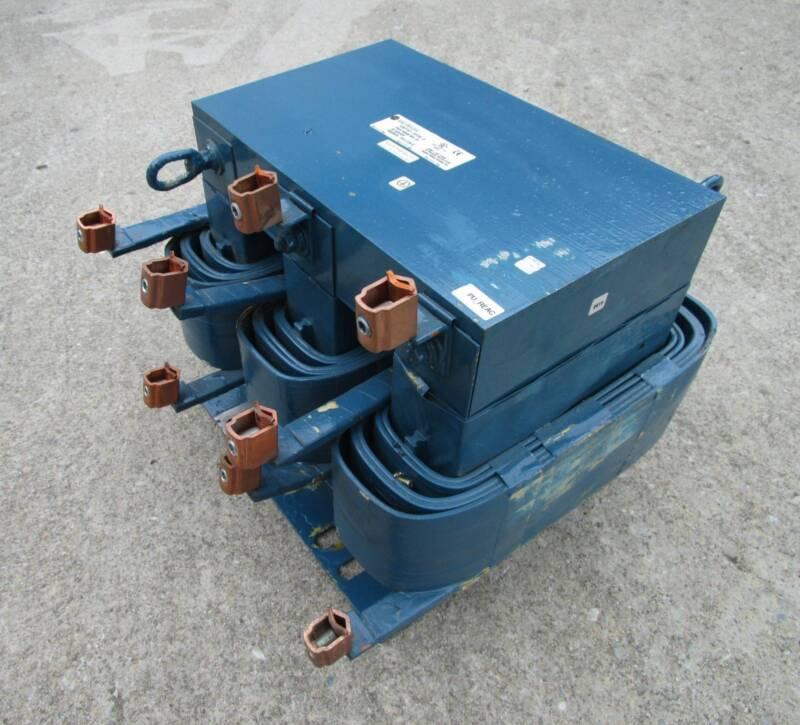 Allen Bradley 1321-3LR180-B AC Line Reactor 13213LR180B 3 Phase 180 Amps 184605