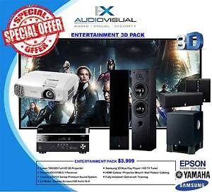 ENTERTAINMENT HOME THEATRE PACKAGE - $3999 special Perth Perth City Area Preview