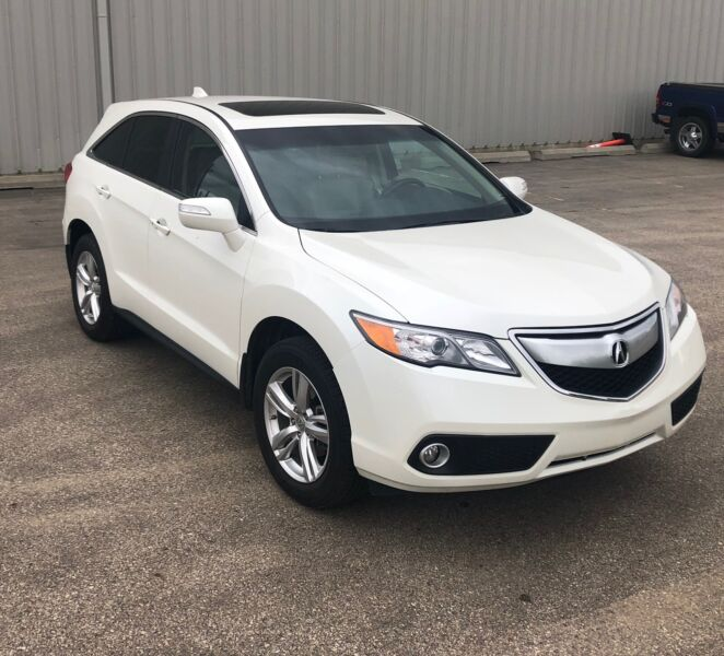 2014 Acura RDX AWD Great Condition REDUCED