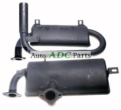 Exhaust Pipe Silencer For Kipor Kama Kde6500t Kde6500ta3 Diesel Generators