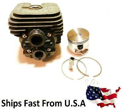 Cylinder Piston Kit Fits Stihl Ts410 Ts420 50mm Bore 4238 020 1202 Us Seller