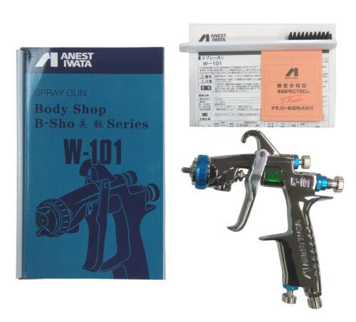 ANEST IWATA W-101-162BPG Bisho 1.6mm Gravity Spray Gun no Cup primer/surfacer