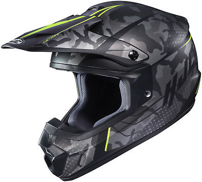 HJC CS-MX 2 Sapir Offroad Motorcycle Helmet MC-3SF Medium M 0871-1733-05