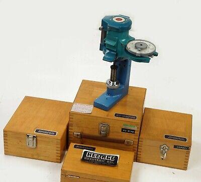 Newage Mrbr-di Mr-di Portable Metal Hardness Tester Complete W Mrpgd Mrab Mrba