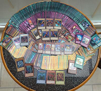 █ Yu-gi-oh Paket • 50 Karten • DEUTSCH • ORIGINAL • Common, Holo, Rare █
