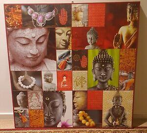 Budda canvas hanging