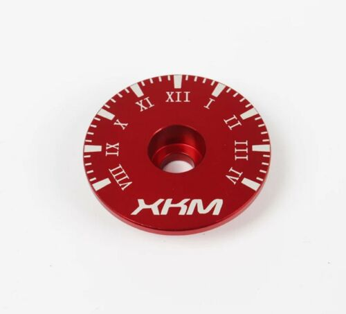"REVERSE A-Head Kappe Steuersatzkappe Headsetkappe headset 1 1//8/"" ROT RED"