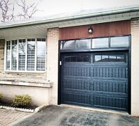8x7 FOAM INJECTED R16.4 INSULATED GARAGE DOORS...$1050