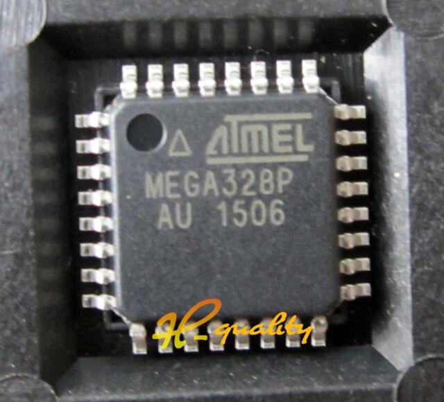 MCU IC TQFP-32 ATMEGA328P-AU MEGA328P-AU ATMEGA328P MEGA328P
