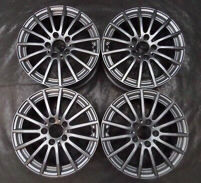 4 orig Mercedes-Benz Alufelgen 6.5Jx16 ET38 A2054012502 C-Klasse W205 S205 F2565