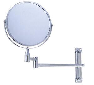 Details about Specchio ingranditore da bagno estensibile