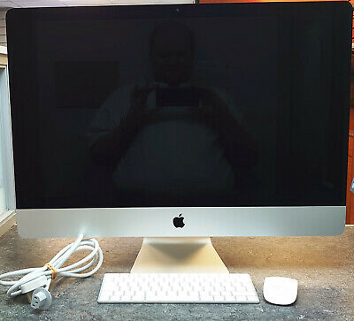 Apple iMac (Retina 5K, 27 in., Late 2015, i5-6600, 3.3GHz, 8GB, 2TB, R9) - A1419