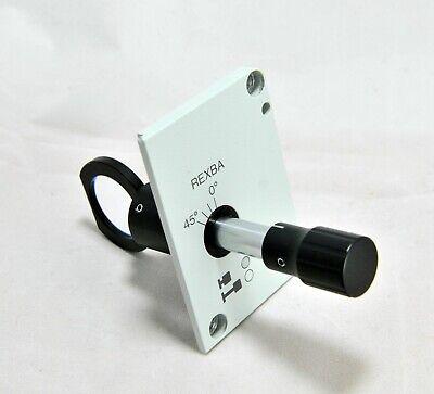 Olympus Microscope Fluorescence Balancing Dichroic Mirror Ax-rexba - Ax70