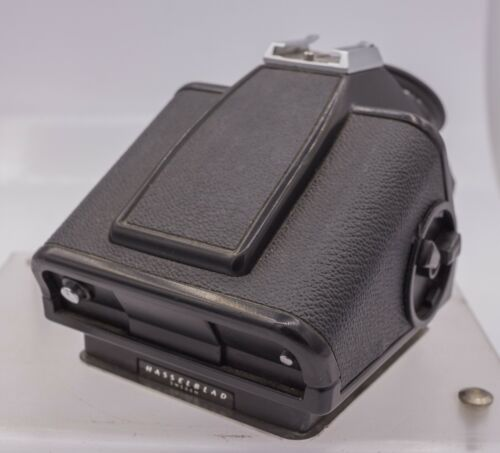 Hasselblad PME 45 Degree Metered Prism 500 Series Camera Finder - Untested