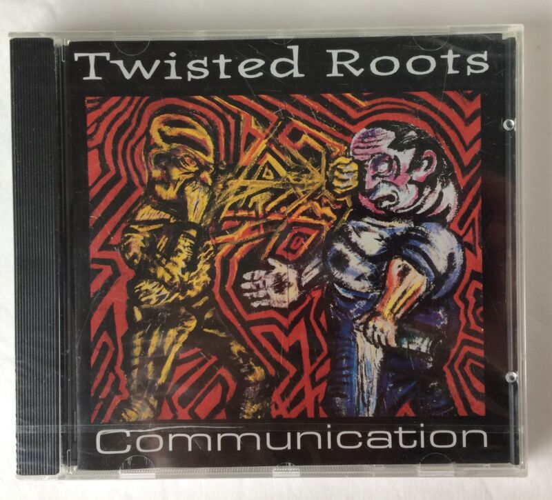 Twisted Roots Communication CD Sealed Hard Rock