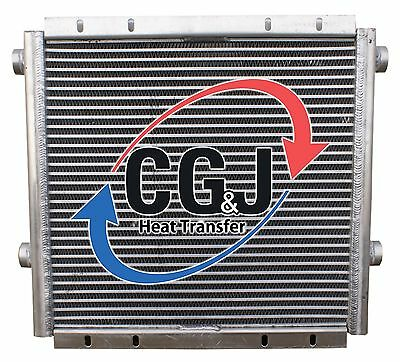 25 To 50hp Universal Oil Cooler Air Compressor