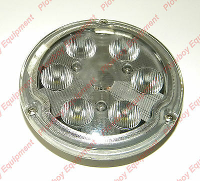 Hi Low 4.5 Led Flood Sealed Beam For Ford Tractor Tw10 Tw15 Tw25 Tw30 Tw35 4460
