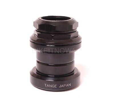 schwarz 1 Zoll Tange Seiki Falcon FL 250 Gewinde Steuersatz gedichtet  silber