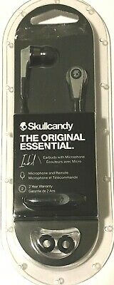 Skullcandy INK'D 2 In-Ear Earbud/Headphone w/Mic-Street Grey/Chrome #:S2IKY-K610 for sale  Shipping to India