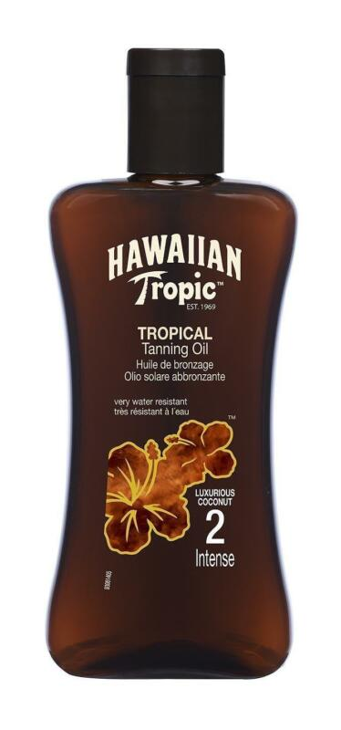 Hawaiian Tropic Tanning Oil Ebay