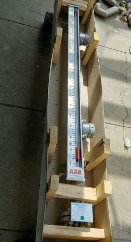 "ABB K-TEK KM26S 185 PSIG 130F 2"" 150# Level Gauge Indicator"