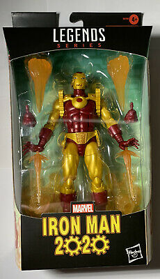 "Marvel Legends Iron Man 2020 Walgreens Exclusive 6"" Figure New NIB IN HAND"
