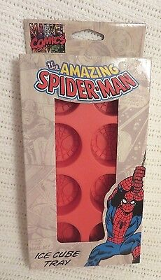Ice Cube Trays THE AMAZING SPIDERMAN