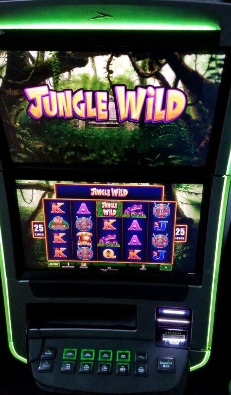 "WMS BB3 BLADE SOFTWARE ""JUNGLE WILD"""