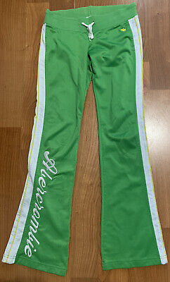 Abercrombie And Fitch Green Sweat Pants Size XS