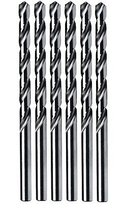 Jobber Length Wire Pack (Irwin Tools 80104 No. 4 General Purpose HSS Wire Gauge Jobber Length, Pack of 6)