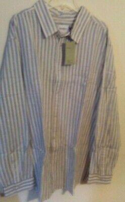 Goodfellow & Co. shirts mens 100% Cotton Long Sleeve Button Up  5XB (Co-shirts)