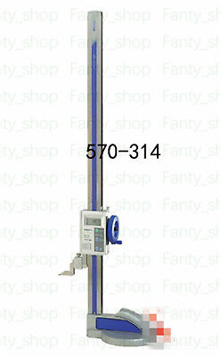 1pc Mitutoyo 570-314 Digital Height Gage 0-24 600mm Range By Dhl Ems V1401 Ch