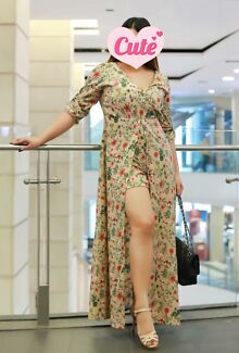 Pretty dress size 14-16