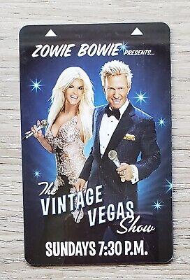 Las Vegas Monte Carlo Zowie Bowie Casino Room Key - Version 2 comprar usado  Enviando para Brazil