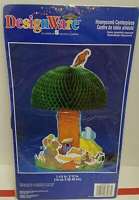 NEW in Pack Franklin The Turtle Honeycomb Centerpiece Party Supplies DesignWare](Turtle Party Supplies)