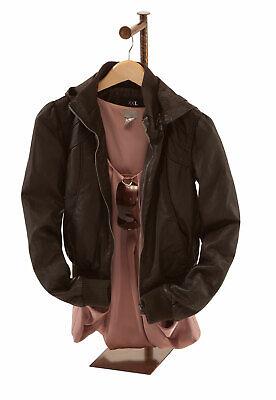 Costumer Merchandise Hooks Clothing Handbag Display Counter Adjustable 24 -36
