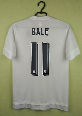 7ecbaf09ffb00 Gareth Bale real madrid jersey SMALL 2016 2017 Home men s adidas football  soccer