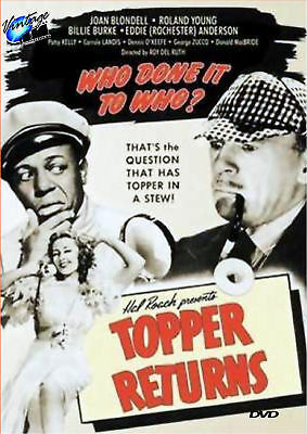 Topper Returns - New DVD from ACME-TV! (Topper Movies)