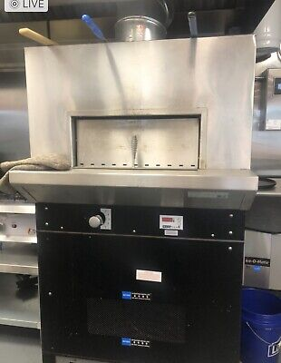 Woodstone Commercial Pizza Oven Pre-owned Natural Gas