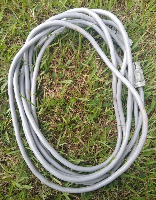 Norman Enterprises 940100 Style 2464 7- Pin Connecting Cord