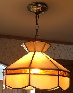 Vintage Ceiling Fixture For Sale