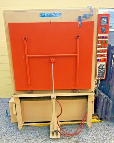 Spray Parts Washer Cabinet  1,000lb cap. Hot Water Parts Washer,  Automatic