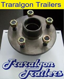 Ford-F100-jeep-hub-5-stud-wheel-4X4-4WD-hub-trailer-caravan-gokart-parts-H66