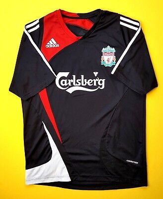09a5dd20ee5 5 5 Liverpool training formotion jersey shirt size SMALL soccer football  Adidas