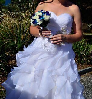 Wedding Dress  Glen Innes Glen Innes Area Preview