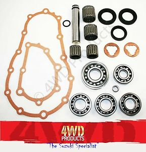 Transfer Case Overhaul kit - Suzuki Sierra 1.0/1.3 (83-96) Maruti 1.0 Drover 1.3